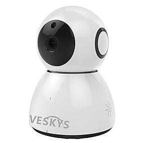 preiswerte VESKYS-veskys® 2.0mp 1080p hd wifi Sicherheitsüberwachung IP-Kamera Cloud-Speicher Zwei-Wege-Audio-Remote-Monitor