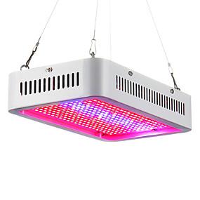 preiswerte LED Pflanzenlampe-Wachsende Leuchte 21000 lm Eingebauter Retrofit 400 LED-Perlen SMD 5730 Wasserfest Warmes Weiß Rot Lila 85-265 V / 1 Stück / RoHs