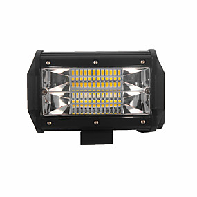 povoljno Zazor-carinjenje otolampara 4pcs auto žarulje smd 3030 7200 lm 24 radna svjetla za sve modele svih godina