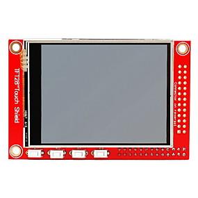 """preiswerte Bildschirme-2,8 """"TFT 320 x 240p-Touchscreen-Display Modul für Raspberry Pi + b / b - red"""