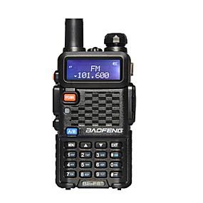 povoljno Poznati brend-baofeng bf-f8 + ručni alarm u nuždi 136-174mhz / 400-520 mhz fm šunka dvosmjerni radio voki toki primopredajnik