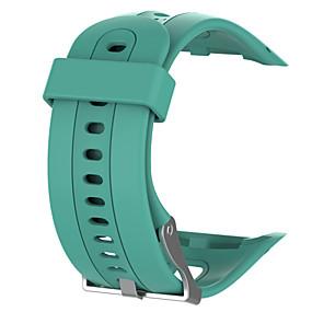 cheap Smartwatch Bands-Watch Band for Forerunner 10 Garmin Sport Band Rubber Wrist Strap