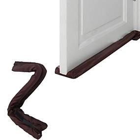 preiswerte Aufbewahrung & Organisation-Zwillings-Tür Draft Dodger Wache Stopper Energiespar-Schutz Staubdicht Türstopp Hause