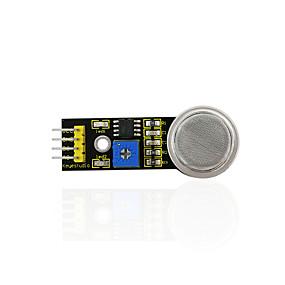 preiswerte Premium Electronics,  Up To 87% Off-keyestudio mq-5 Propan Methan verflüssigtes Gas Erdgas-Sensor detektieren Modul für Arduino