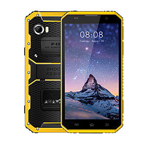 cheap Outdoor Phones-E&L W9 6 inch / 5.6-6.0 inch inch 4G Smartphone (2GB + 16GB 8 mp MediaTek MT6753 4000 mAh mAh) / 1920*1080 / Octa Core / Dual Camera
