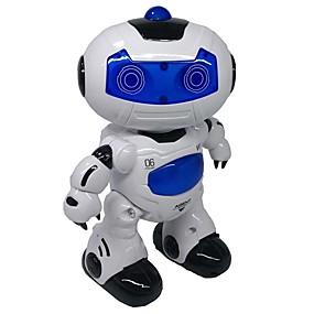 halpa Robotit, Monsters & Space-lelut-RC-robotti Lasten Electronics ABS Kauko-ohjain Hauska Klassinen