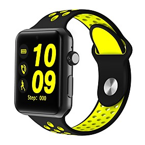 cheap Others-DM09 Smart Watch BT Fitness Tracker Notify/ Heart Rate Monitor/SIM-card Waterproof Smartwatch Compatible Apple/Samsung/Android Phones