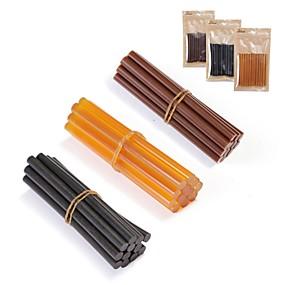 preiswerte Neitsi®-Verlängerungs-Werkzeuge Keratine / Kunststoff Wig anhaftender Kleber Keratin / Fusion-Kleber 1 pcs Alltag Klassisch Braun Gelb Schwarz