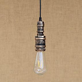 povoljno Lámpatestek-OYLYW Privjesak Svjetla Ambient Light Starinski Bakar Metal Mini Style, Produžen 110-120V / 220-240V