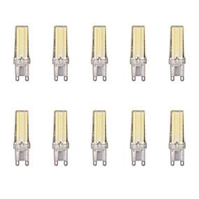 preiswerte Mehr Bestellen & Mehr Sparen-10 Stück 4 W LED Doppel-Pin Leuchten 400 lm G9 1 LED-Perlen COB Warmes Weiß Kühles Weiß 220-240 V