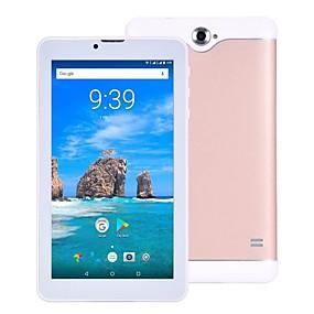 cheap Phablets-706M 7 inch Phablet (Android 7.0 1024 x 600 Quad Core 1GB+8GB) / 32 / Micro USB / SIM Card Slot / TF Card slot / 3.5mm Earphone Jack