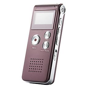 preiswerte Audio & Video für Ihr Zuhause-n28 wiederaufladbare 8 gb tragbare digitale Audio-Diktiergerät Diktiergerät Telefon MP3-Player und Recorder-Player