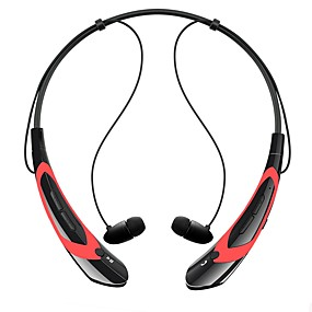 cheap Sports Headphones-HBS-760 Neckband Headphone Wireless Mini with Volume Control for Sport Fitness
