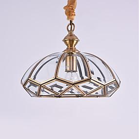 povoljno Lámpatestek-Privjesak Svjetla Downlight Lakirana bronca Metal Mini Style 110-120V / 220-240V / E26 / E27