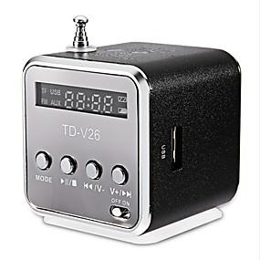preiswerte Handys & Elektronik-TD-v26 Lautsprecher für Aussenbereiche Ministil Lautsprecher für Aussenbereiche Für