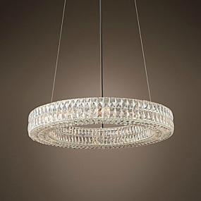 povoljno Lámpatestek-OBSESS® 6-Light Privjesak Svjetla Ambient Light Kristal Metal Crystal 110-120V / 220-240V