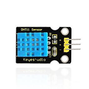 preiswerte Sensoren-keyestudio dht11 Temperaturfeuchtigkeit Feuchtigkeitssensor Erkennungsmodul für Arduino
