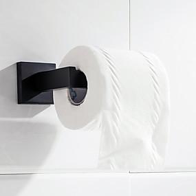 preiswerte PHASAT®-WC-Rollenhalter Retro / Vintage Edelstahl 1 Stück - Hotelbad