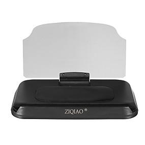 preiswerte Auto Rückfahrkamera-ziqiao universal auto hud kopf hoch display projektor smartphone gps navigation halter