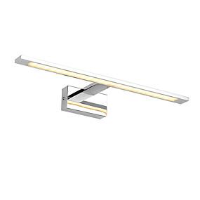 povoljno Lámpatestek-OYLYW Modern / Comtemporary Kupaonska rasvjeta Metal zidna svjetiljka IP20 90-240V 20 W / Integrirano LED svjetlo