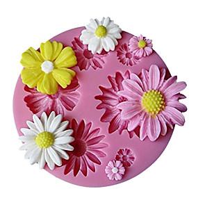 preiswerte Haus & Garten-Backwerkzeuge Kunststoff Heimwerken Kuchen Kuchenformen 1pc