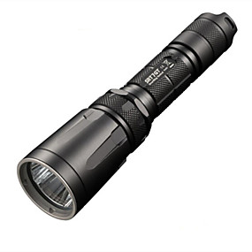 preiswerte Nitecore®-Nitecore SRT7GT LED Taschenlampen Wasserdicht Wasserfest 1000 lm LED - 1 Sender 8.0 Beleuchtungsmodus Wasserdicht Wasserfest Tragbar Stoßfest LED - Blinklicht Camping / Wandern / Erkundungen Polizei