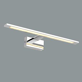 povoljno Lámpatestek-58cm 14w moderni kratki metalni led ogledalo svjetiljka dnevni boravak ormarića osvjetljenja osvjetljenja kupaonice make-up