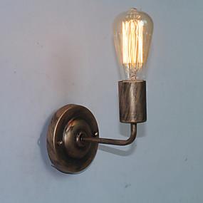 preiswerte Renovierung-Rustikal / Ländlich / Retro / Vintage Wandlampen Metall Wandleuchte 110-120V / 220-240V 60W