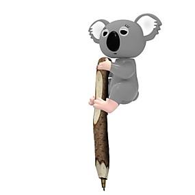 preiswerte Finger Spielzeug-Finger-Koala Fingerpuppen Elektronische Haustiere Klassisch Interaktives Baby Smart Karikatur Spielzeug Tier Weicher Kunststoff Kinder Jungen Spielzeuge Geschenk 1 pcs