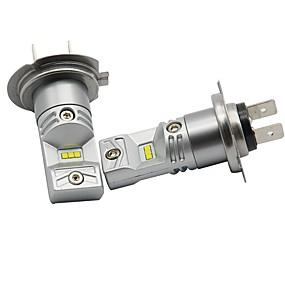 preiswerte Auto Lampen-2pcs Feststehend Leuchtbirnen 35W LED High Performance 2 Scheinwerfer For Universal Universal Universell