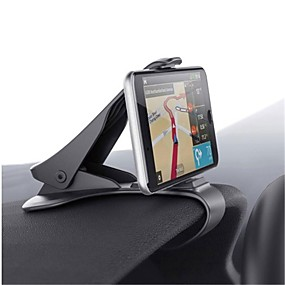 cheap Universal Accessories-Automotive Universal / Mobile Phone Mount Stand Holder Dashboard Universal / Mobile Phone Buckle Type Plastic Holder