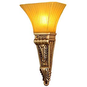povoljno Lámpatestek-Rustic / Lodge / Zemlja / Tradicionalni / klasični Zidne svjetiljke Resin zidna svjetiljka 220V / 110V 40W