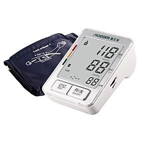 preiswerte Überwachungs- und Prüfgeräte-Oberarm Schaltet automatisch aus LCD Anzeige Klang Blutdruck Messung Mit Lautstärkeregelung