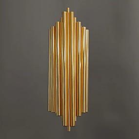 povoljno Lámpatestek-QIHengZhaoMing Kristal / Jednostavan / Modern / Comtemporary Zidno svjetlo Unutrašnji Metal zidna svjetiljka 110-120V / 220-240V 3 W / G9