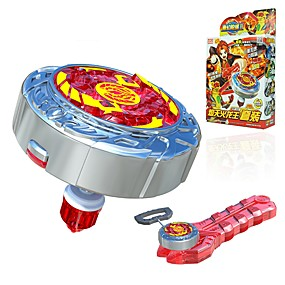 cheap Spinning Tops-Spinning Top Battle Tops Beyblades Classic Theme Cartoon High Speed Multi-shade Anime Variable Speed Control Gaming Kid's Teen Boys' Plastics