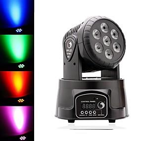 저렴한 무대 조명-U'King LED무대 라이트 DMX 512 / 마스터 슬레이브 / 음향 작동 70 W 용 야외 / 파티 / 무대 전문가용