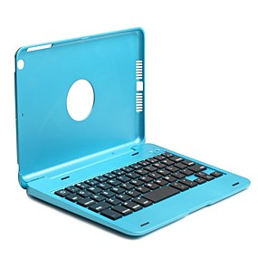cheap iPad Keyboards-Bluetooth Slim / Rechargeable For iOS / iPad mini / iPad mini 2 Bluetooth