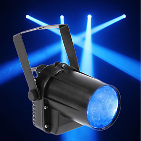 cheap Stage Lights-U'King LED Stage Light / Spot Light Spot Lights Auto 5 for Club Wedding Stage Party Outdoor Professional High Quality