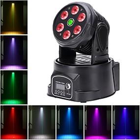 preiswerte Bühnenlichter-U'King Laser-Bühnenbeleuchtung / LED Bühnen Beleuchtung DMX 512 / Master-Slave / klanggesteuert 100 W für Natur / Party / Stage Professionell