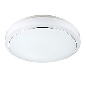 cheap Ceiling Lights & Fans-1-Light JIAWEN 35 cm Eye Protection Flush Mount Lights PVC Modern Contemporary 85-265V
