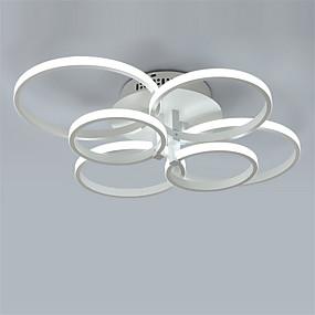 povoljno Stropna svjetla i ventilatori-6-glavna moderna jednostavnost vodio stropni dnevni boravak blagovaonica spavaća svjetiljka