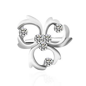 povoljno Nakit za vjenčanje i izlaske-Žene Broševi Osnovni Broš Jewelry Pink Za Vjenčanje Party