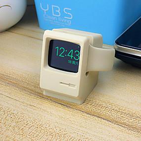 preiswerte Smartwatch Halterungen und Halter-Apple Watch Alles in einem Silica Gel Tisch