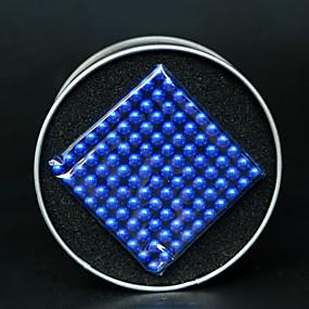 preiswerte YILINFEIER®-1000 pcs 3mm Magnetspielsachen Magnetische Bälle Bausteine Superstarke Magnete aus seltenem Erdmetall Neodym - Magnet Neodym - Magnet Stress und Angst Relief Büro Schreibtisch Spielzeug Heimwerken