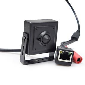 cheap CCTV Cameras-720P ONVIF 2.0 1/4 CMOS H62 1.0MP 25FPS Security Indoor Mini Ip Camera CCTV 3.7mm Lens Surveillance IP Camera