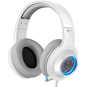 levne Hraní her-EDIFIER H850 Herní sluchátka Kabel Hraní her s mikrofonem S ovládáním hlasitosti
