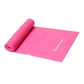 levne Pilates-KYLINSPORT Cvičební posilovací gumy Guma Silové cvičení Fyzikální terapie Jóga Pilates Fitness Pro Domů Kancelář