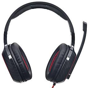 levne Hraní her-EDIFIER H850 Herní sluchátka Kabel Hraní her s mikrofonem S ovládáním hlasitosti HIFI