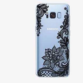 povoljno Maske za mobitele-Θήκη Za Samsung Galaxy S8 Plus / S8 / S7 edge Uzorak Stražnja maska Čipka Ispis Mekano TPU
