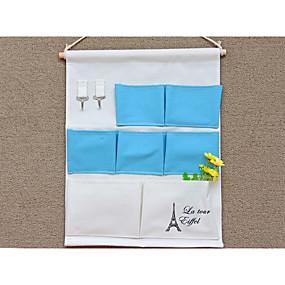 preiswerte Other Geh?use Organisation-Stoff Rechteck Faltbar Zuhause Organisation, 1pc Taschen